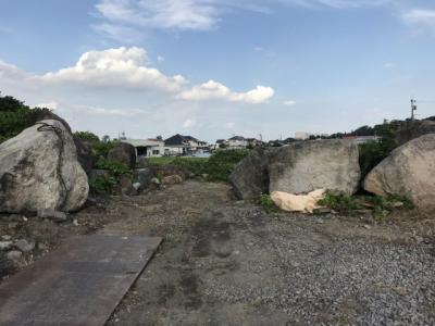 【外観】藤岡市上大塚の売地