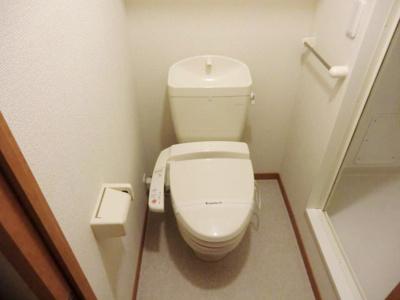 【トイレ】レオパレス武庫川東