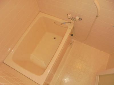 【浴室】ハッピーコーポレート