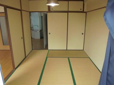 【寝室】南田辺レジデンス