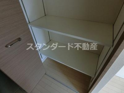【収納】S-RESIDENCE福島Luxe(エスレジデンス福島ラグゼ)