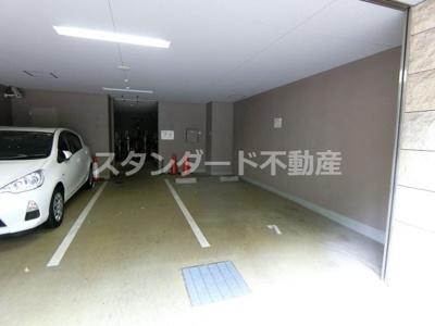 【駐車場】S-RESIDENCE福島Luxe(エスレジデンス福島ラグゼ)