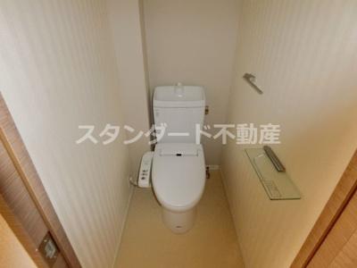 【トイレ】S-RESIDENCE福島Luxe(エスレジデンス福島ラグゼ)