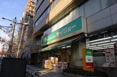 【周辺】ステージファースト慶應三田