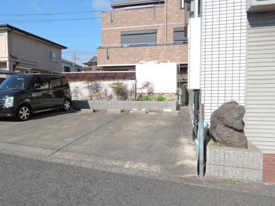 【駐車場】サンハイツOKA