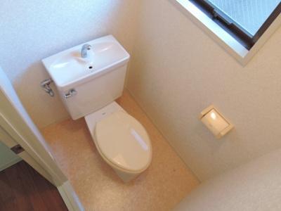 【トイレ】サンハイツOKA