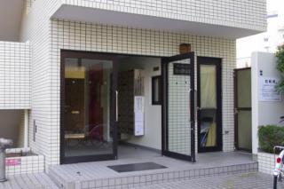 【エントランス】ヴェラハイツ三ツ沢公園
