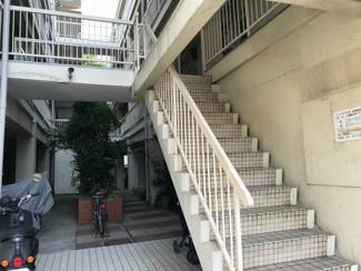 本物件は2階部分です。