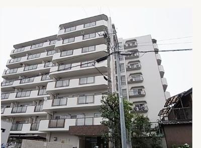 【外観】永和ロイヤルマンション