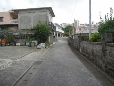 【外観】前田1丁目売地