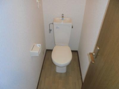 【トイレ】東田辺3貸家2