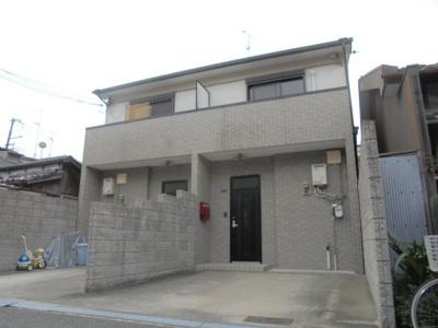 【外観】東田辺3貸家2