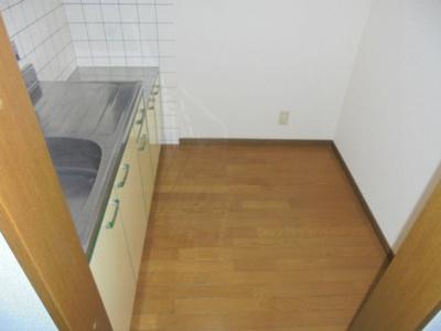 【キッチン】東田辺3貸家2