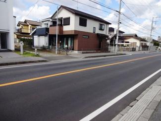 グランファミーロ今井 土地 蘇我駅 現地周辺は平坦な地勢なので徒歩はもちろん自転車での移動もラクラク♪