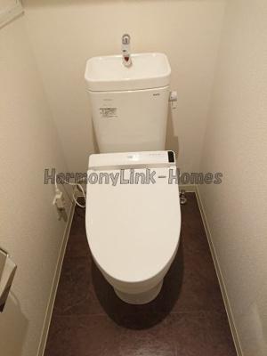 スカイコート板橋本町のトイレです