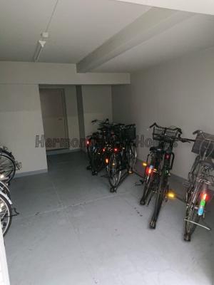 スカイコート板橋本町の駐輪スペース☆