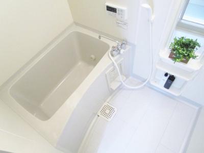 【浴室】ダイヤモンドヘッド