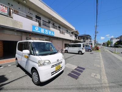【駐車場】コーポ米山