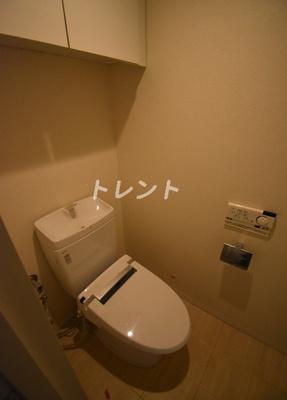 【トイレ】ニチレイ明石町レジデンス