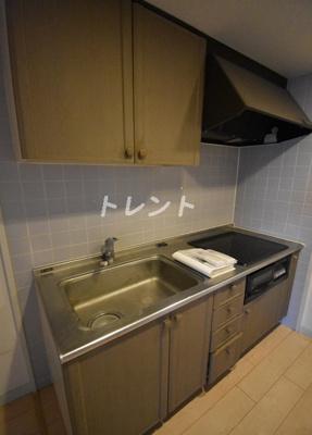 【キッチン】ニチレイ明石町レジデンス