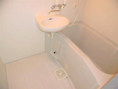 【浴室】一光林町コーポ第二
