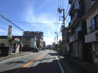 千葉市中央区汐見丘町 土地 千葉駅  歩道付きの前面道路、通勤、通学も安心です!