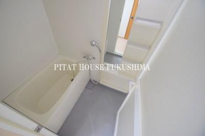 【浴室】シャトー西梅田マンション