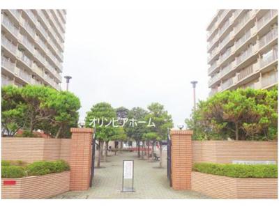 【外観】東大島ファミールハイツ2号館 4階 リ ノベーション済