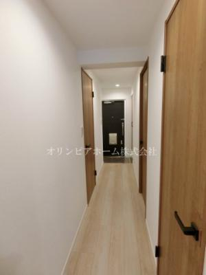 【玄関】東大島ファミールハイツ2号館 4階 リ ノベーション済