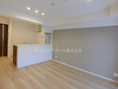 【居間・リビング】東大島ファミールハイツ2号館 4階 リ ノベーション済