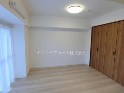 【洋室】東大島ファミールハイツ2号館 4階 リ ノベーション済