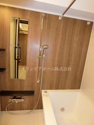 【浴室】東大島ファミールハイツ2号館 4階 リ ノベーション済