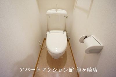 【トイレ】プリマ・レーベン