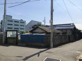 堺市西区菱木 売り土地