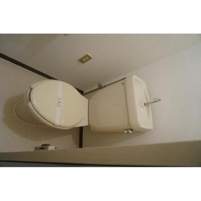 ハイツK5のトイレ