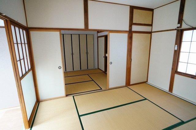【和室】文京町鈴木賃家