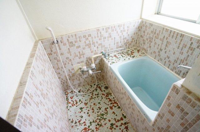 【浴室】文京町鈴木賃家