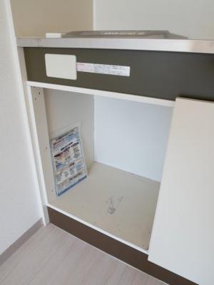 【キッチン】ローズガーデン