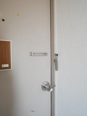 【玄関】ローズガーデン