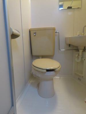 【トイレ】サンルーム板橋