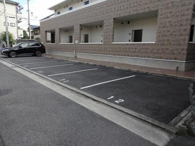 【駐車場】サンライブラ