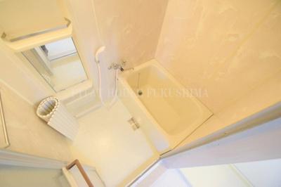 【浴室】ドムール北3番館