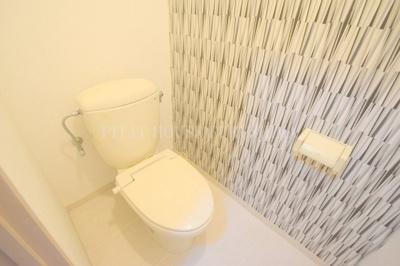【トイレ】ドムール北3番館