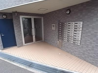 【エントランス】クレアドル須磨II