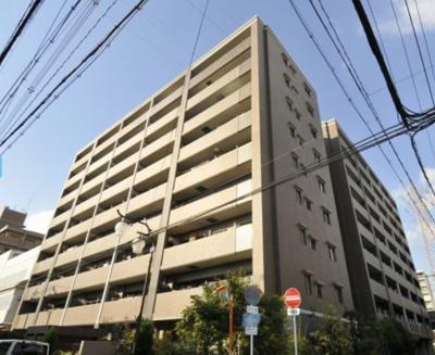【外観】グランブルー八戸ノ里