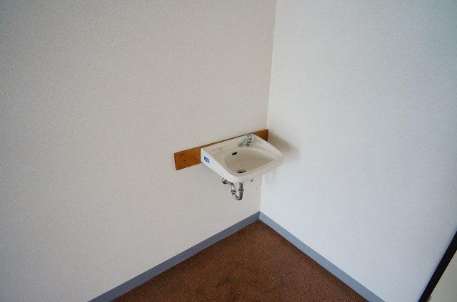 【独立洗面台】牡丹山事務所