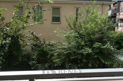 brillia新宿余丁町の眺望