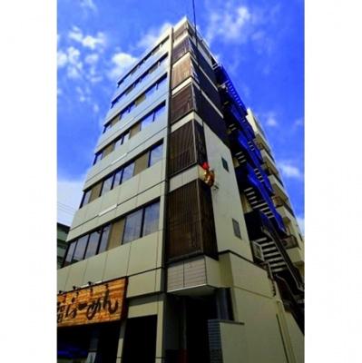 ウィンベル昭和町 鉄骨造 7階建