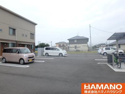 【駐車場】メゾンシープI