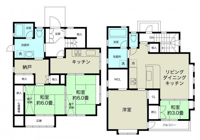 辻堂東海岸 2世帯住宅